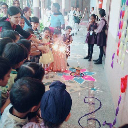 Jr Diwali Celebration